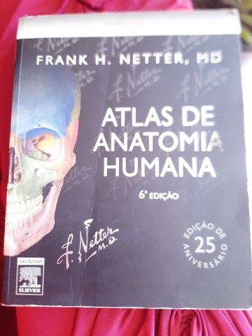 Atlas de anatomia humana Netter 6° ed. - Foto 3