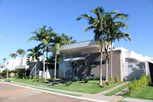 Casa de condomínio para venda com 3 suítes em Jardins Paris - Goiânia -Go