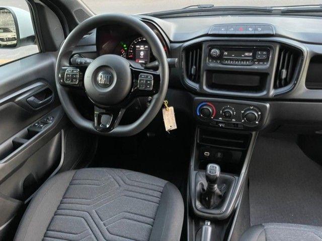Fiat Strada Freedom plus 1.3 flex Completa 0km 2022 - Foto 9