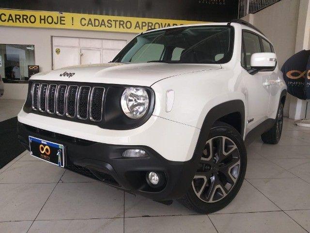 jeep renegade longitude  2019  km 51000  R$ 88.889,00 - Foto 5