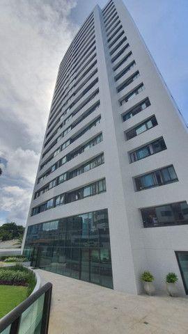 009L - Apartamento tipo flat para alugar, 1 quarto, Mobiliado, lazer, em Boa Viagem - Foto 17