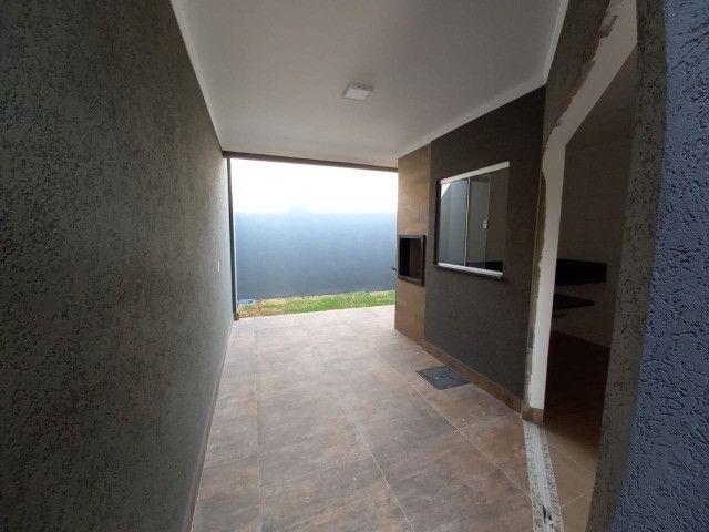 Linda Casa Jardim Montividéu - Foto 17