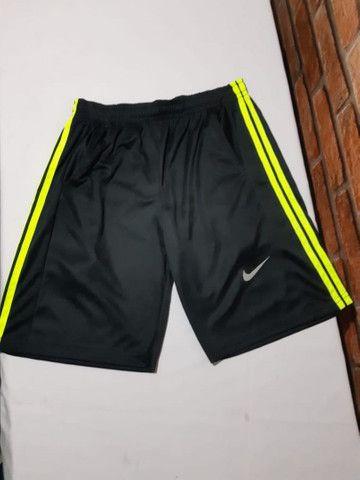 Shortes Nike & Adidas - (M) (G) (GG) - Foto 3