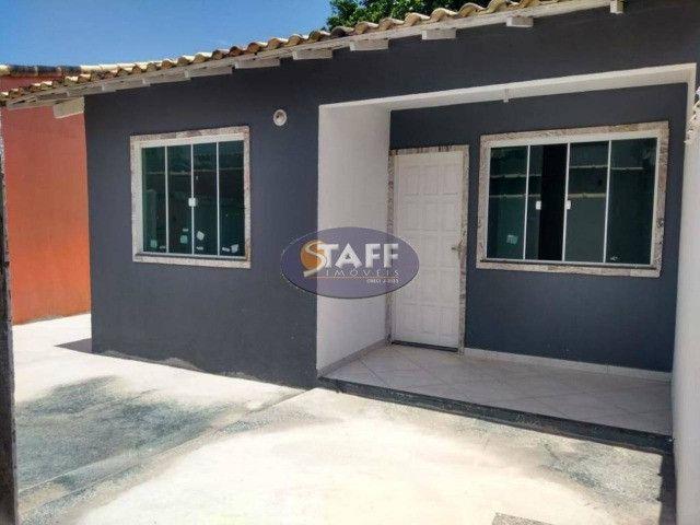 Kkdhbs- Casa com 2 quartos, sendo 1 suíte, por R$ 150.000 - Barra de São João! - Foto 3
