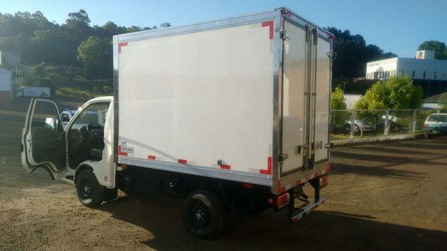 bau refrigerado remanufaturado com garantia instalado no seu caminhão  - Foto 6