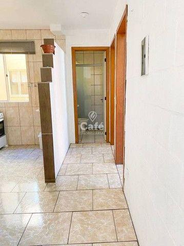 Apartamento semi mobiliado, ótimo apartamento Apto 2 quartoso. - Foto 16