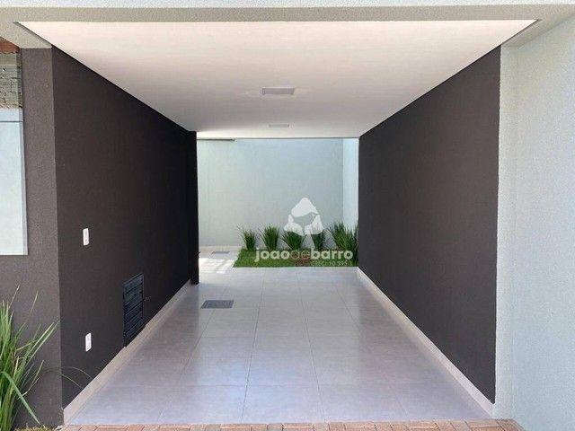 Campo Grande - Casa de Condomínio - Mata Do Jacinto - Foto 4
