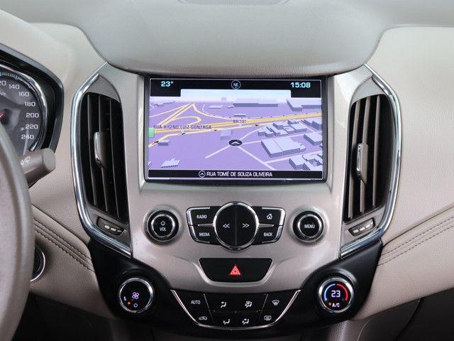 GM - CHEVROLET CRUZE LTZ 1.4 16V Turbo Flex 4p Aut. - Foto 8