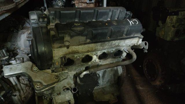Motor C4 Usado E Revisado Muito Otimo