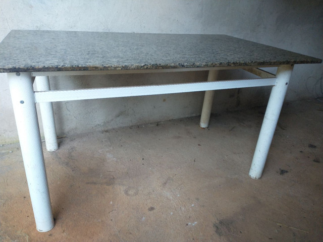 Mesa de pedra  - Foto 3