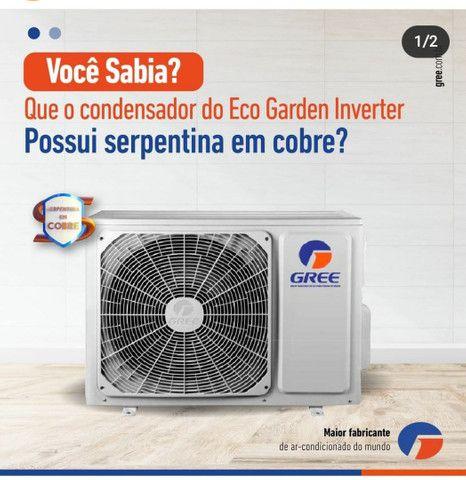 Ar condicionado 12.000 Gree Inverter  - Foto 2