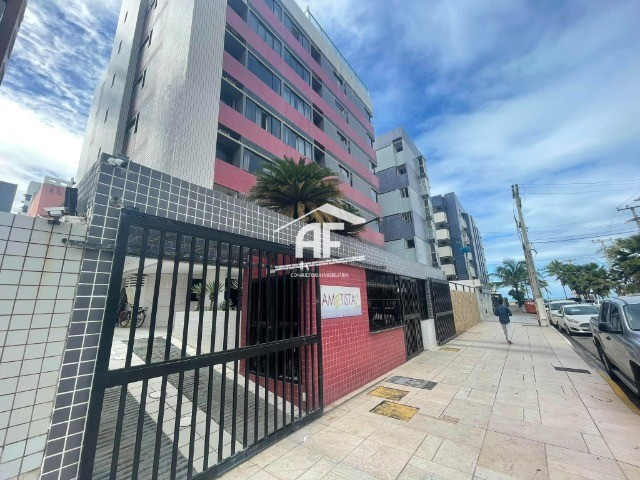 Apartamento Quarto e sala Localizado a 200 metros da praia de Jatiúca - Foto 9