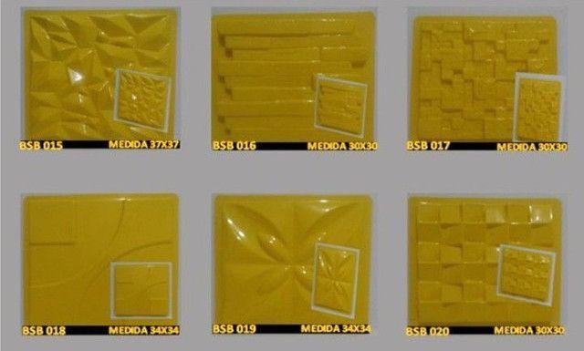 Formas para gesso 3d - Foto 2
