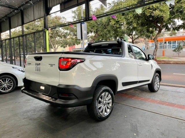 Fiat Strada Freedom plus 1.3 flex Completa 0km 2022 - Foto 8