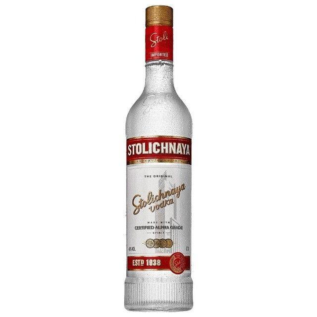 Vodka stolichnaya 1 lt
