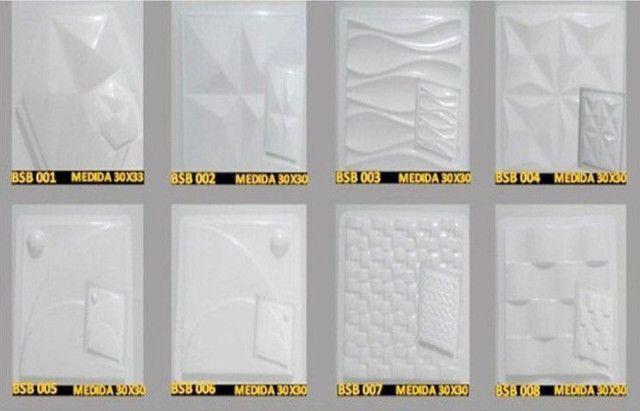 Formas para gesso 3d - Foto 3