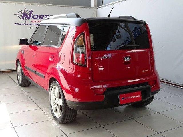 SOUL 2009/2010 1.6 EX 16V GASOLINA 4P AUTOMÁTICO - Foto 6