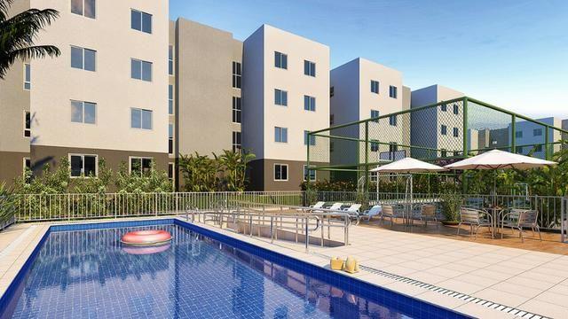 Apartamentos Novos de 2 Quartos em Planaltina DF | Minha Casa Minha Vida Parcelas R$399