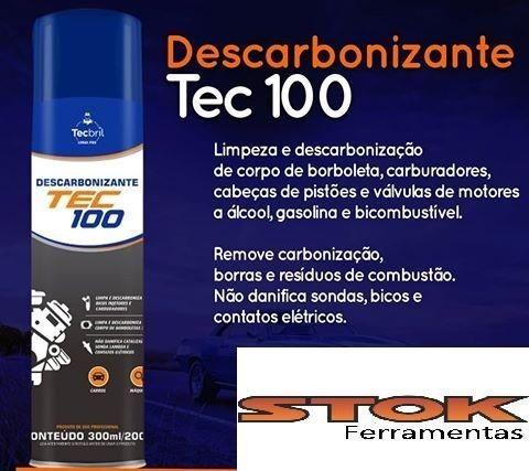 Descarbonizante Tec100 300ml Tec Bril
