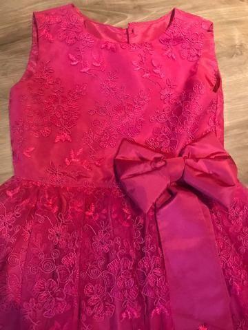 Lindo vestido infantil