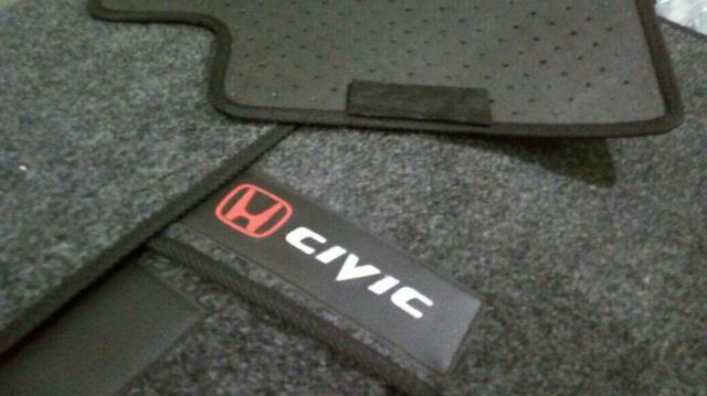 Tapetes Honda Civic 94 até 2018