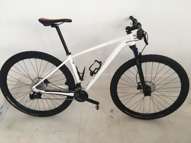 Bicicleta Specialized Stumpjumper Comp 29 2015 Tamanho M 484881b38bb