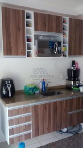 Apartamento à venda com 2 dormitórios em Colina verde, Jaboticabal cod:V3266 - Foto 12