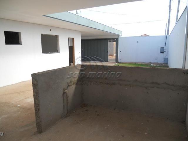 Casa à venda com 2 dormitórios em Jardim bothanico, Jaboticabal cod:V4239 - Foto 8