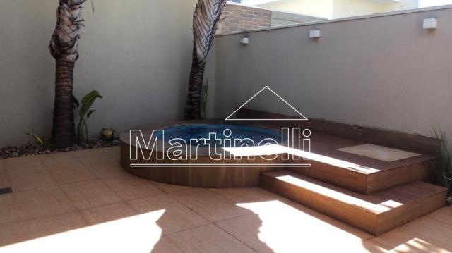 Casa de condomínio à venda com 4 dormitórios em Jardim botanico, Ribeirao preto cod:V29311 - Foto 20