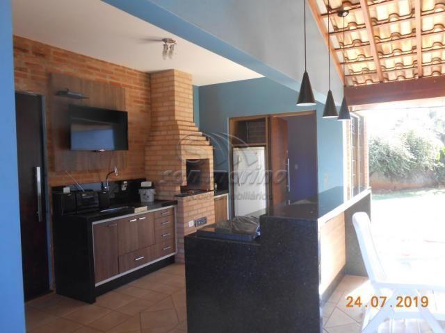 Casa à venda com 3 dormitórios em Cidade alta, Jaboticabal cod:V1490 - Foto 12