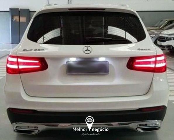 Mercedes-Benz GLC-250 2.0 16v 4Matic Turbo Aut. Branca - Foto 7