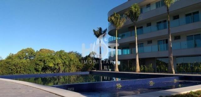 Apartamento à venda com 2 dormitórios em Novo campeche, Florianópolis cod:HI1825