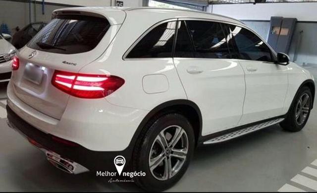 Mercedes-Benz GLC-250 2.0 16v 4Matic Turbo Aut. Branca - Foto 6