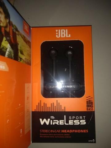 Fone modelo JBL-01 novo - Foto 3