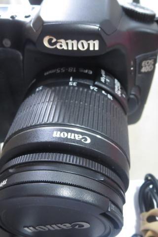 Câmera com lente Canon EOS 40D: excelente! - Foto 2
