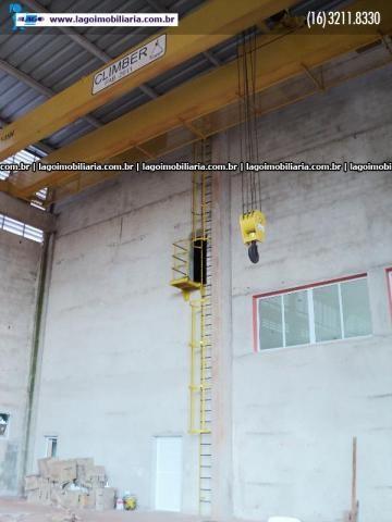 Galpão/depósito/armazém à venda em Centro, Cravinhos cod:V67370 - Foto 16