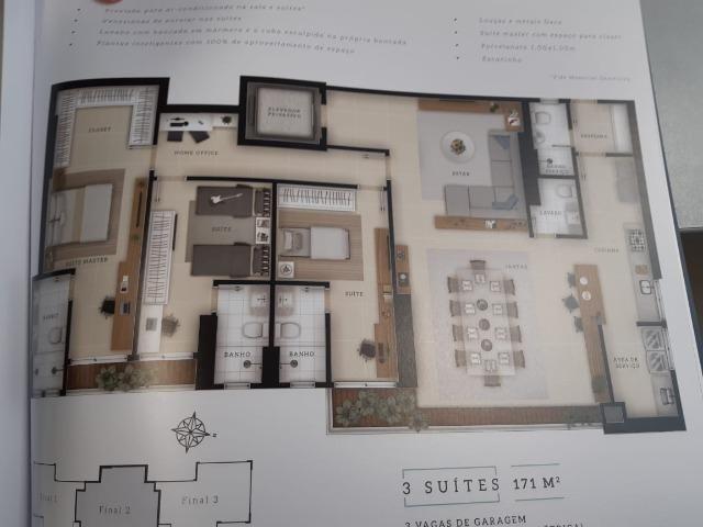 Apartamento 3 suítes setor marista - Foto 10