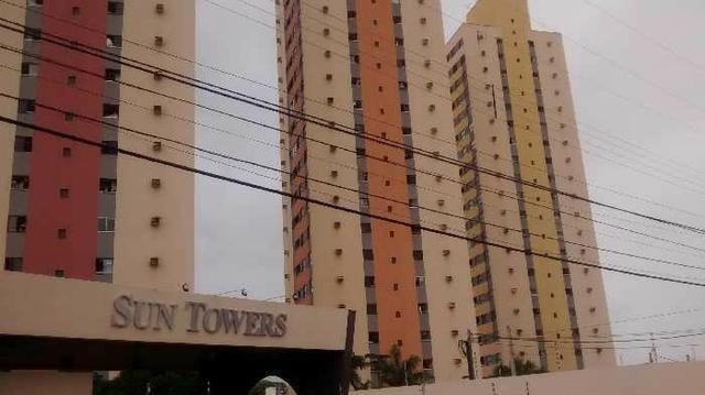 Apartamento de 2 quartos com 57 m2, Sun Towers - R$170.000,00