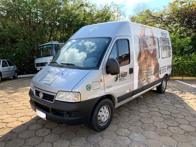 Ducato Minibus 12 Lugares consorciado 825,00/mês