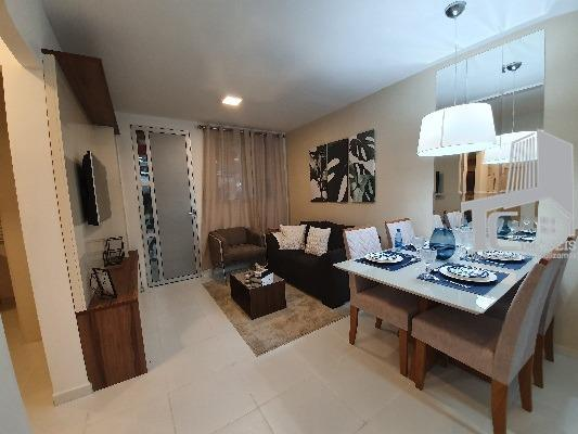 Casa 45 m ² com 2 Quartos Condomínio Residencial Happy M.C.M.V - Foto 4