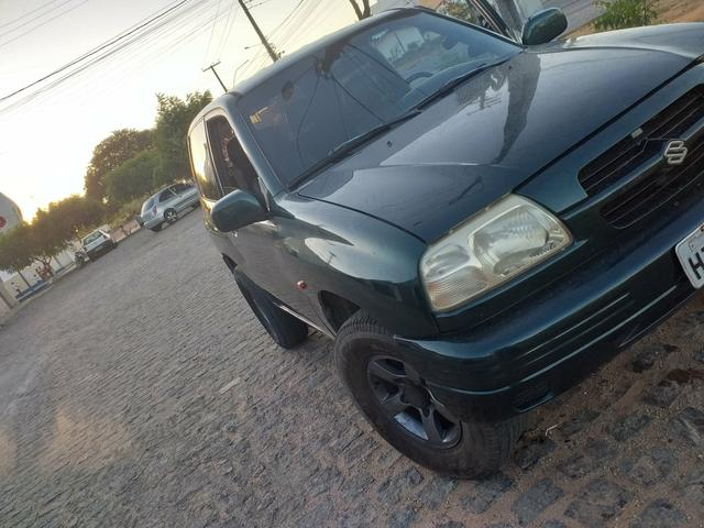 Vendo uma grand vitara valor 15 mil - Foto 3