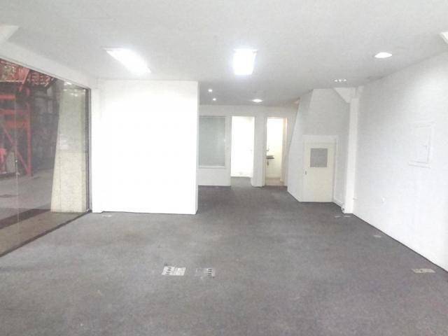 Loja em térreo de edifício para alugar, 120 m² por r$ 3.000,00/mês - jardim paulistano - s - Foto 5