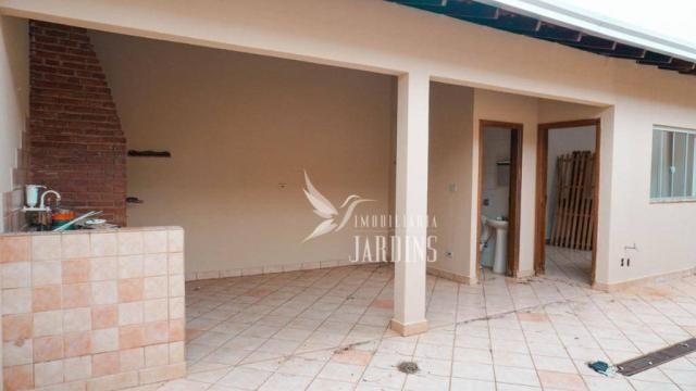 Casa com 3 dormitórios para alugar, 200 m² por r$ 2.100,00/mês - novo aeroporto - londrina - Foto 10