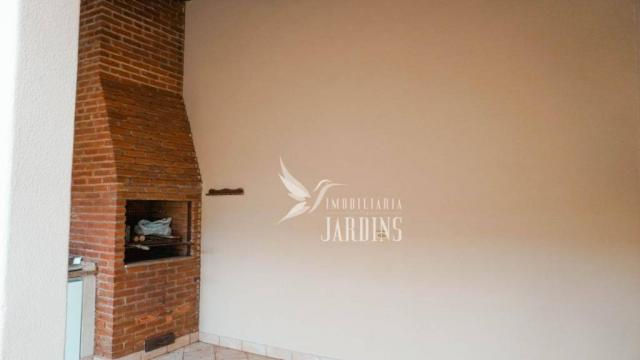 Casa com 3 dormitórios para alugar, 200 m² por r$ 2.100,00/mês - novo aeroporto - londrina - Foto 4