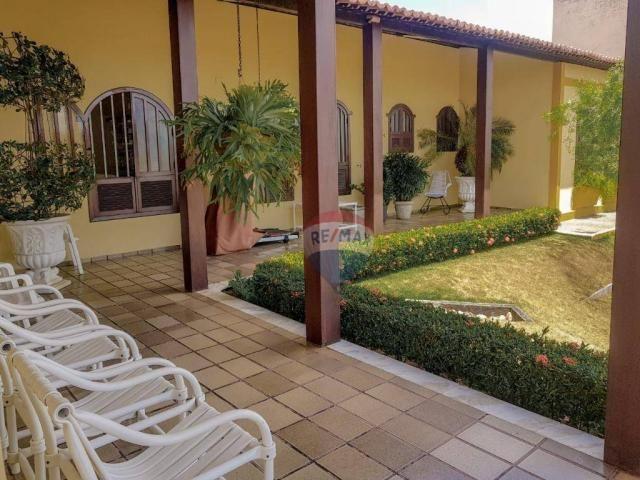 Casa com 4 dormitórios à venda, 400 m² por r$ 890.000 - capim macio - natal/rn - Foto 4