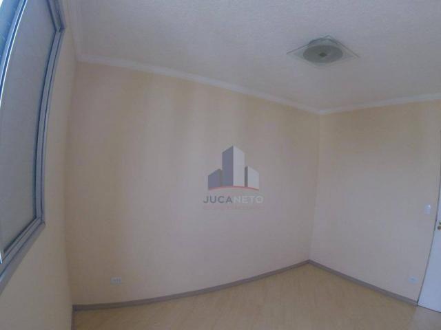 Apartamento com 2 dormitórios para alugar, 52 m² por r$ 1.350/mês - parque são vicente - m - Foto 13