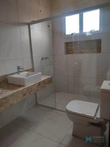 Casa com 2 dormitórios à venda, 242 m² por r$ 1.200.000 - condomínio veredas da lagoa - la - Foto 15