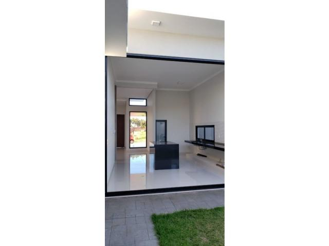 Casa à venda com 3 dormitórios em Condomínio buona vita, Araraquara cod:244 - Foto 17