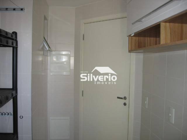 Apartamento com 2 dormitórios à venda, 90 m² por r$ 523.000 - royal park - são josé dos ca - Foto 18
