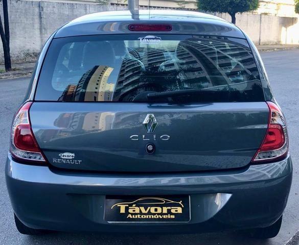 Renault Clio 2016 1.0 Expression TOP NOVÍSSIMO - Foto 5
